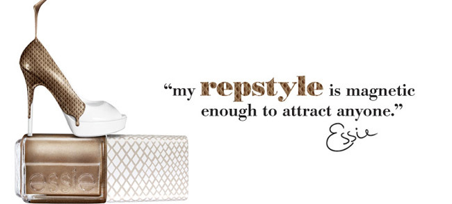 Ad Repstyle de Essie
