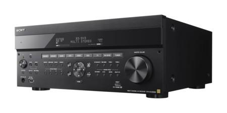 El nuevo receptor A/V de Sony viene con lo último en tecnología