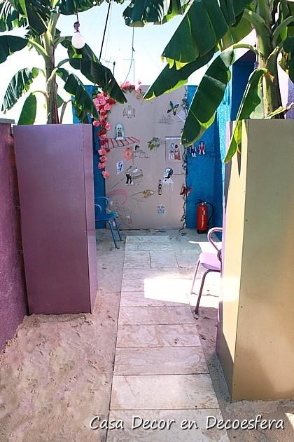 Casa Decor Madrid 2009. Viva México por Amelia Aran