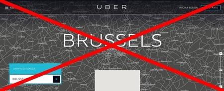 Bruselas multará a los usuarios de Uber con 10.000 euros