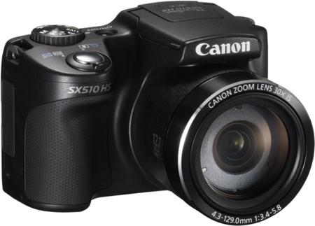 Una patente de Canon desvela que podría estar trabajando en una bridge con óptica 24-600 mm f/2-3