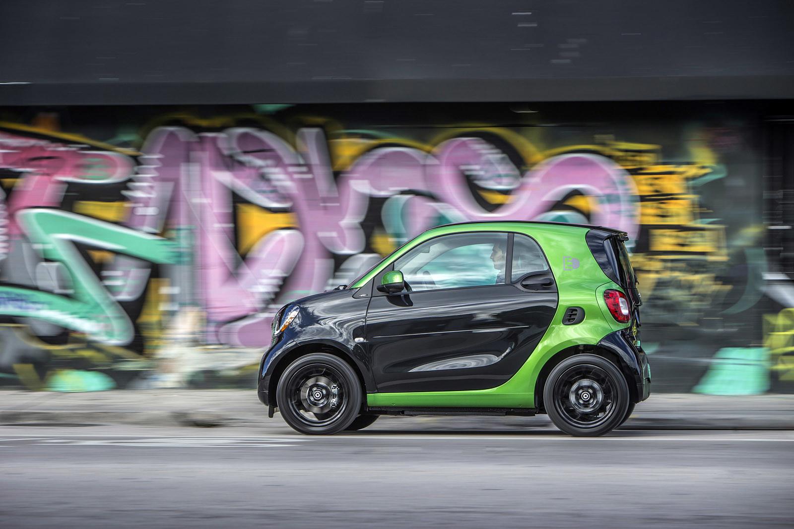 Foto de smart fortwo Electric Drive, toma de contacto (225/313)