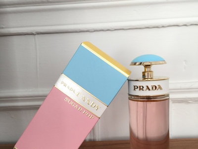 Un perfume dulce y floral que enamora: probamos el perfume Prada Candy Sugar Pop