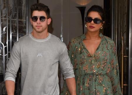 Priyanka Chopra afronta el entretiempo de Nueva York con mucho estilo