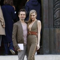 Elle Evans y Matt Bellamy