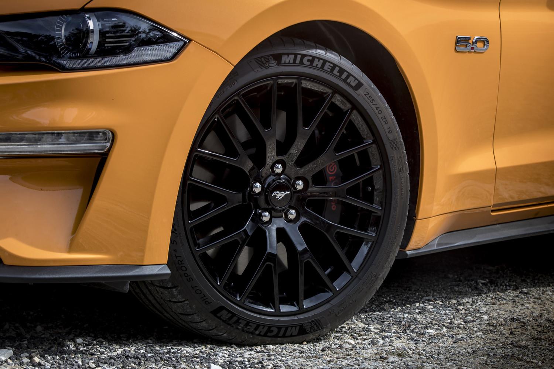Foto de Ford Mustang 2018, toma de contacto (122/159)