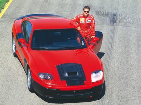 550 Maranello Schumacher