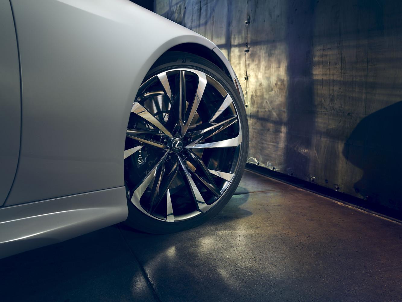 Foto de Lexus LC Convertible concept (7/12)