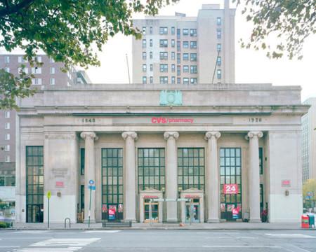 Michael Vahrenwald retrata la decadencia de los bancos americanos