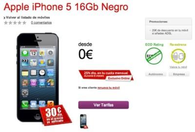 La Unión Europea pone el ojo en los contratos de distribución del iPhone con un cuestionario para las operadoras