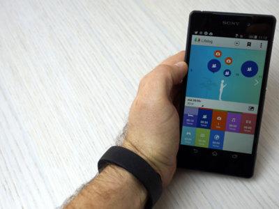 Sony SmartBand SWR10 por sólo 32 euros en Amazon