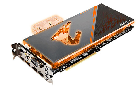 Gigabyte Geforce Gtx 1080 Ti Aorus Waterforce 02