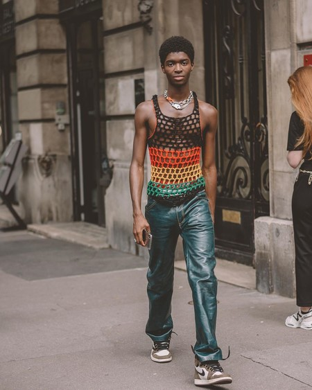 El Mejor Street Style De La Semana Paris Fashion Week Mens Spring Summer 2020 11
