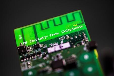 Éste es el primer móvil que no necesita batería para funcionar
