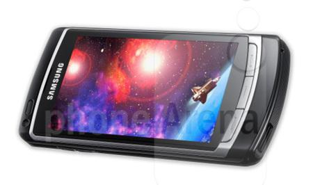 Samsung Omnia HD, primeras imágenes