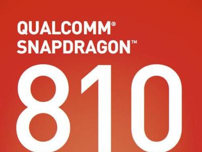 El chipset Qualcomm Snapdragon 810 con 64 bits pasa su primer test en AnTuTu