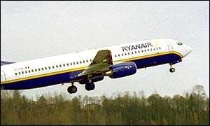 Ryanair reta a Iberia