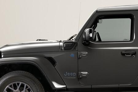 Jeep Wrangler 4xe First Edition, precio