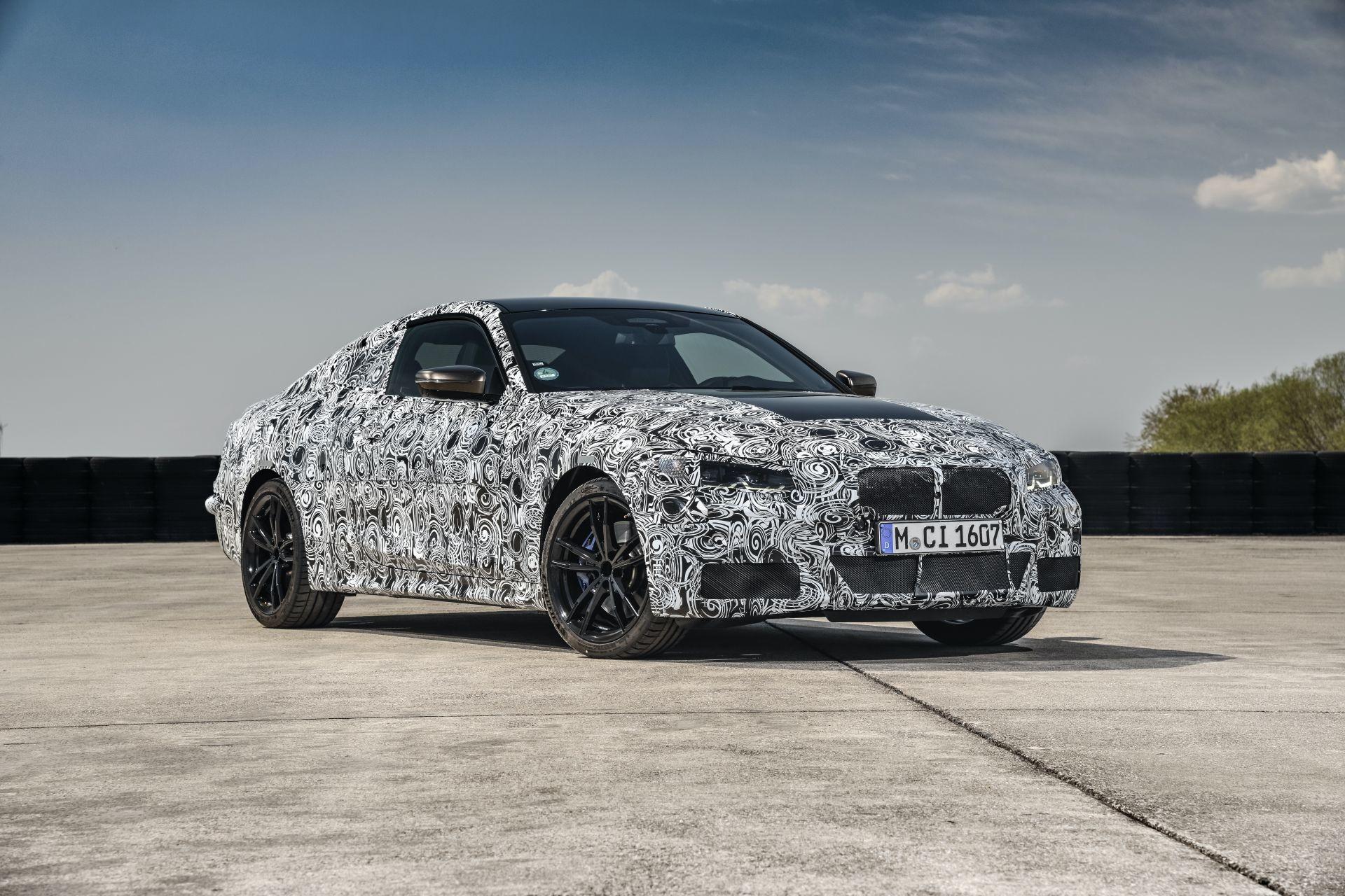 Foto de BMW Serie 4 2021 (fotos espía) (26/38)