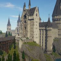 El maravilloso mapa de Minecraft basado en Harry Potter y en forma de juego completo ya está finalizado