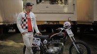 Dimitri Coste en el GP de Catalina, regreso al pasado