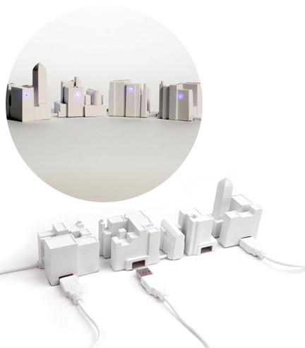 lonely-city-usb