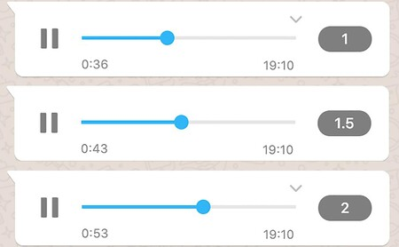 Whatsapp Acelerar Audios
