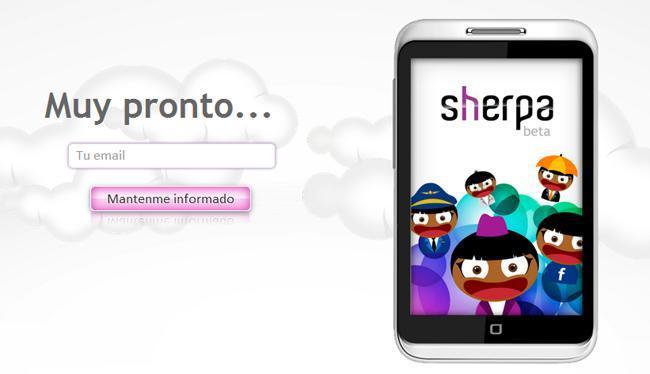 Sherpa para Android