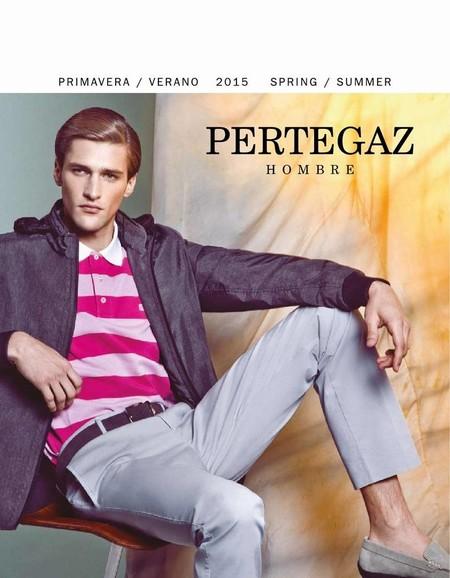 Pertegaz: frescura y color ante todo en su colección de primavera 2015