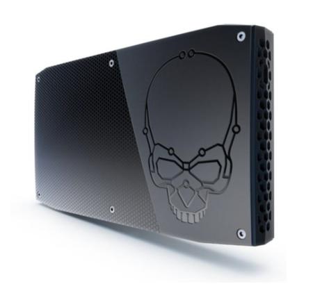 Skull Canyon es lo último en mini-ordenadores, el Intel NUC más potente