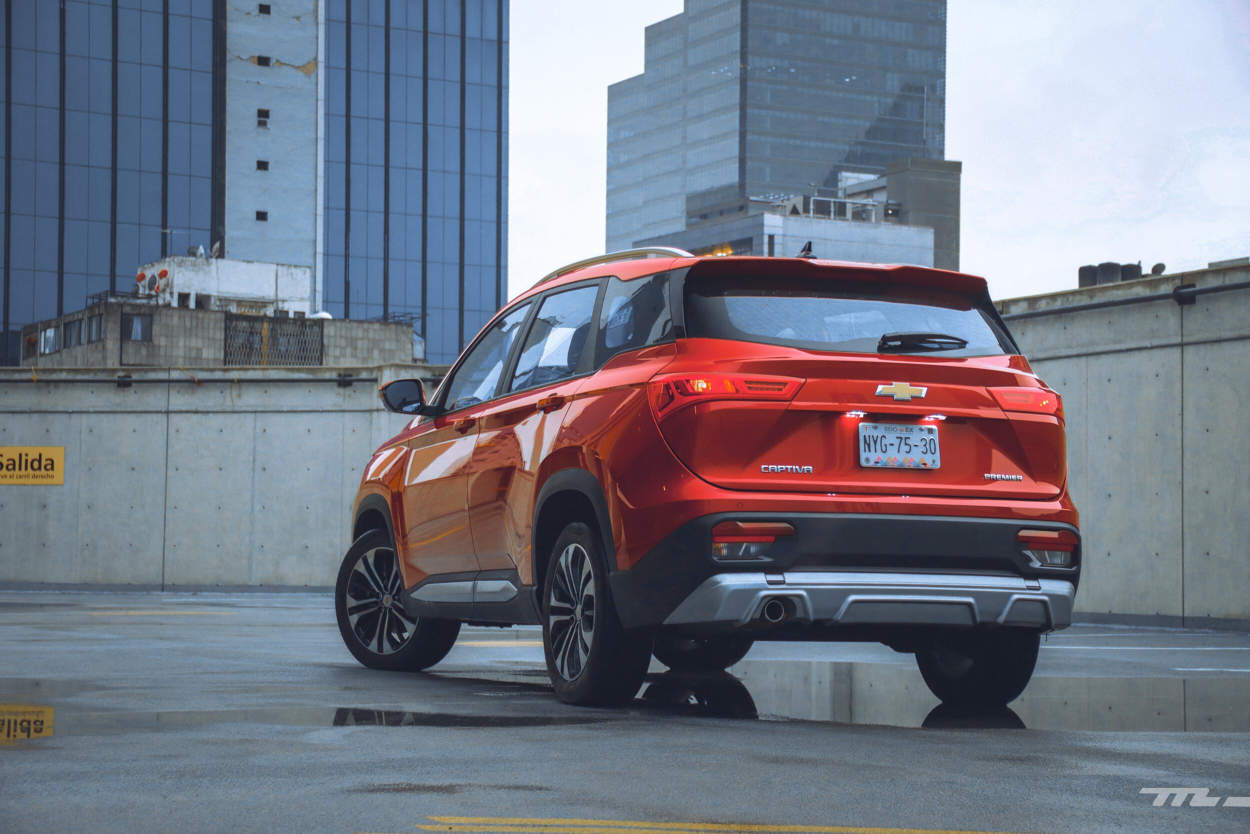 Foto de Chevrolet Captiva 2022 (7/54)