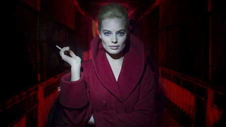 Tráiler de 'Terminal': Margot Robbie deslumbra como femme fatale en clave neo-noir