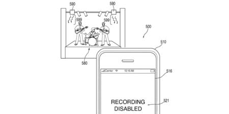 Patente en concierto