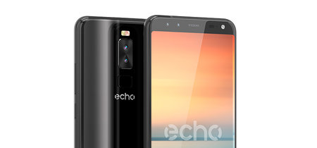 Echo Horizon: cuatro cámaras y pantalla 18:9 directo a la gama económica por 170 euros