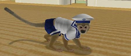 Ubisoft presenta 'Monkey Madness', un 'Nintendogs'... ¿con monos?