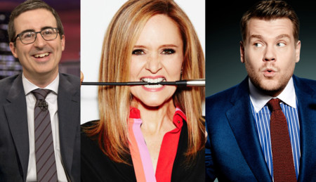 Quién es quién en los programas de late night de la tele americana