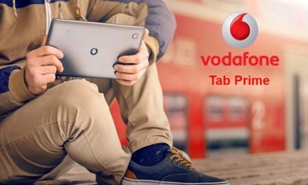 Vodafone Tab Prime, nueva tablet con Android Lollipop, 4G y más memoria