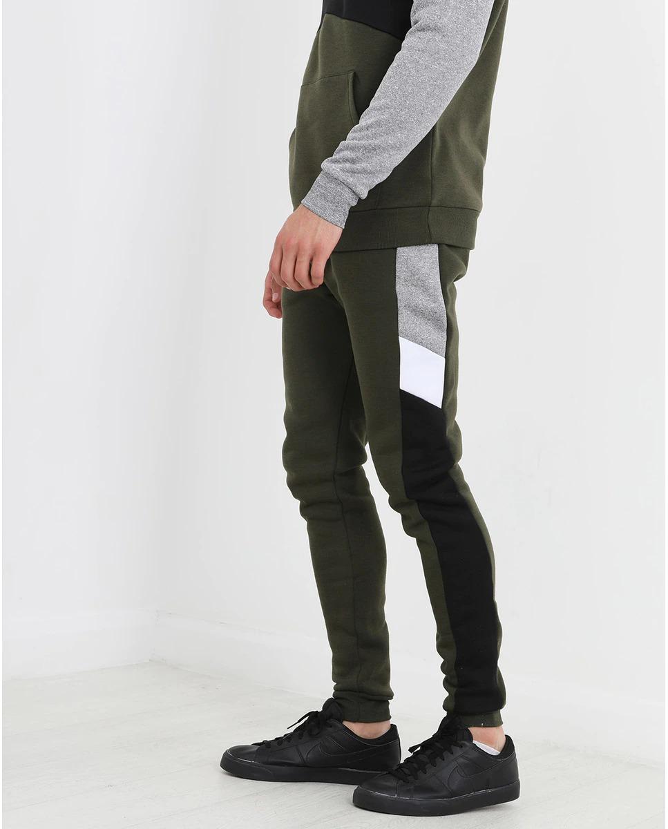Pantalón jogger de hombre largo slim