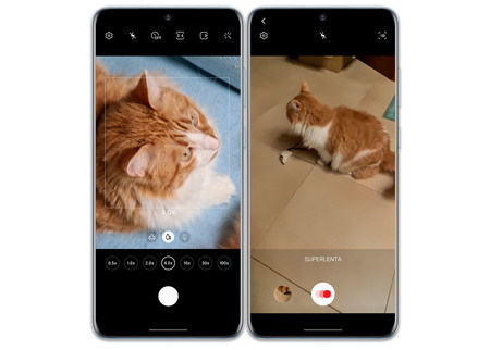 Samsung Galaxy S20 Ultra Camara App Interfaz 02