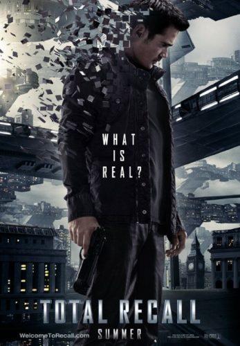 El póster de Total Recall