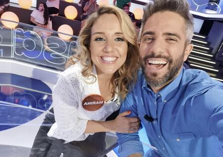 Marina Monzón y Roberto Leal