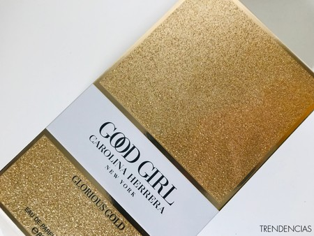 review perfume good girl glorious gold carolina herrera