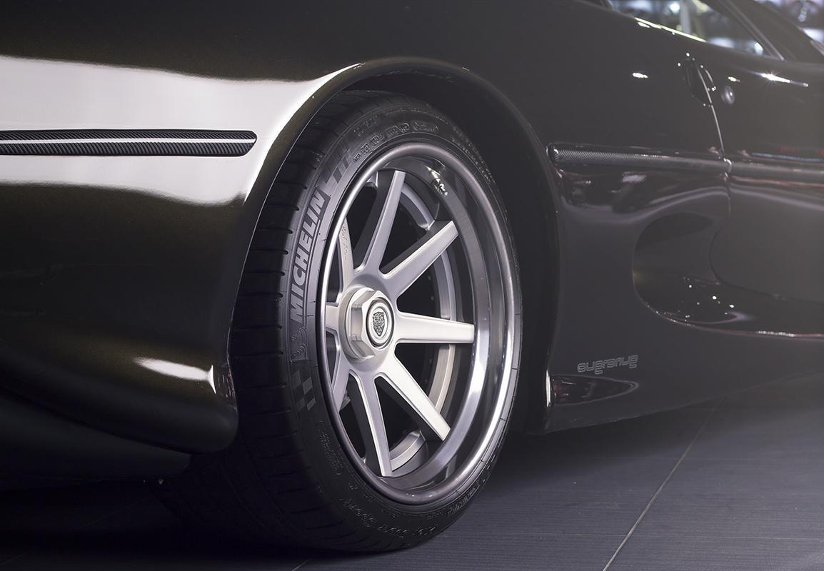 Foto de Jaguar XJ220 por Overdrive AD (16/21)