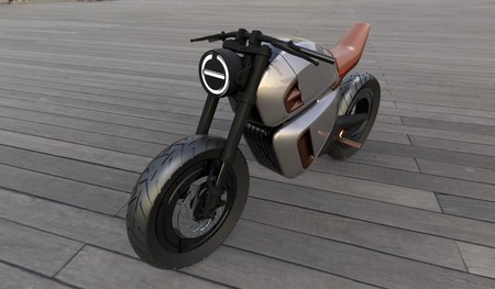 Nawa Motocicleta Electrica 2