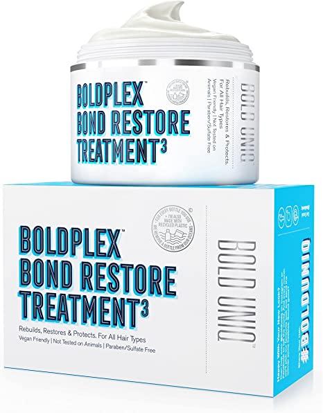 BoldPlex 3 Bond Repair - Máscara de Tratamiento de Proteínas del Cabello