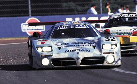 Nissan R390 GT1 - Le Mans