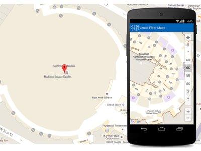 Google trae a México 'Indoor Maps' para conocer el interior de varios establecimientos