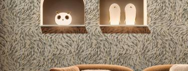 Búhos, conejos y pingüinos convertidos en adorables lámparas gracias a Moooi