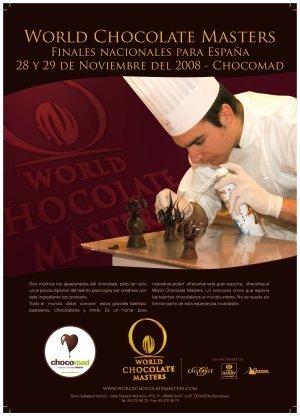 World chocolate Masters en la Feria del Chocolate de Madrid