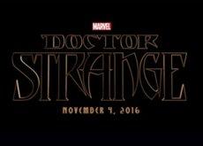 'Doctor Strange', primeras imágenes de Benedict Cumberbatch y reparto oficial
